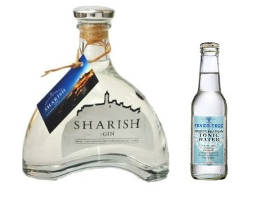 Gozar Gin - Sharish Gin + Fever Tree Mediterranean