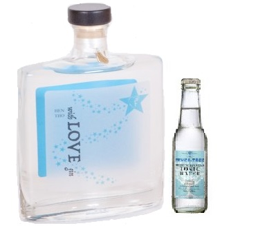 Gozar Gin - With Love Gin + Fever Tree Mediterranean